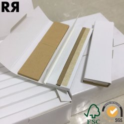 13,5 G Kingsize Slim Premium Ultra Thin Fine 100% Natural Gum Slow Burning White Rolling Paper