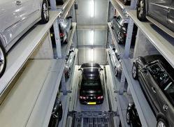 Ppy-Z2 плоскости при перемещении системы парковки