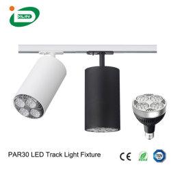 Professionnel de la Chine usine moderne à LED IP20 voie Luminaire 3000K 20W par LED pour l'intérieur des feux de l'éclairage commercial