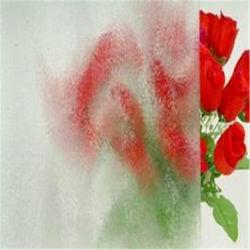 8mm Motif décoratif verre réfléchissant /douche en verre Verre porte/fenêtre