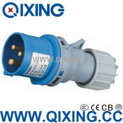 IP44 промышленный разъем для CE сертификации (QX-248)