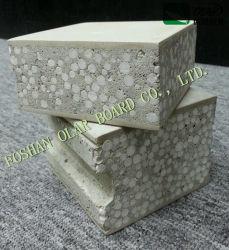 Painel do sanduíche -- placa de parede de cimento de fibra leve