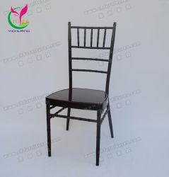 마호가니 스택형 웨딩 치아바리 의자(Yc-A21-3)