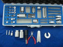 Conjunto de herramientas de reparación de médicos para el endoscopio flexible Ingeniero Reparación
