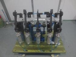Dispositif de contrôle de la soudure de l'automobile Gabarit de montage de pièces d'EV