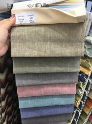 ポリエステルの家具製造業の寝具の織物のヤーン染められたソファーの生地の家の織物