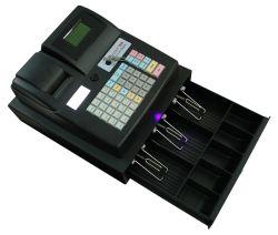 Caixa registradora eletrônica preta (GS-686E)