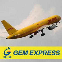 Shenzhen Cargo de l'Agent d'approvisionnement de la Charte compagnie logistique DHL à l'Inde/Pakistan/USA expédition