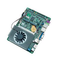 x86 fanless Dual LAN J1900 Motherboard Single Board computer Linux SBC