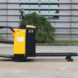elektrische Ladeplatte Jack des Mitfahrer-2ton mit Wechselstrom-Fahrer-Motor