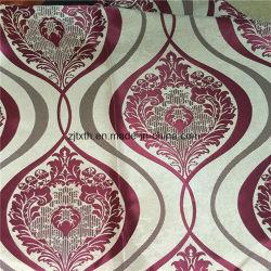 De Textiel van het huis met de Stof van de Bloem van Af:drukken voor het Materiaal van de Bank en van het Gordijn