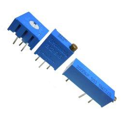 Potenciômetro de fresagem RoHS queda livre de chumbo // Chip SMD 3296, 3299, 3386
