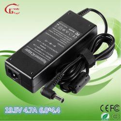 Chargeur pour ordinateur portable d'origine portable Adaptateur AC DC chargeur pour ordinateur portable Sony /HP/Delta/Acer/Liteon 19.5V 4.7A