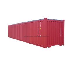 De zachte Container van de Dekking van het Geteerde zeildoek Open Verschepende 40FT