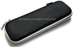 Cassa dura dura nera della penna delle coperture di EVA della cassa di matita