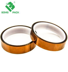 Polyimide Wärme-beständiges anhaftendes Goldhochtemperaturband für elektrische Aufgabe