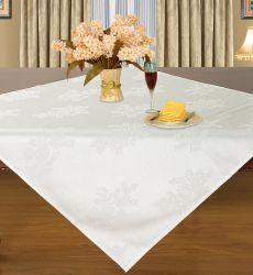 高品質ポリエステルジャカード正方形のテーブルクロス