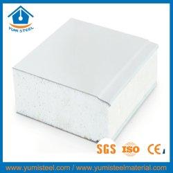 Pearl rato cinzento decoração favorável Ssandwich EPS de materiais de construção para parede/teto do painel