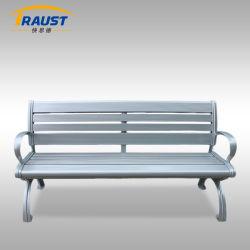 2017 nouveau style de l'aluminium ou des bancs en bois avec l'arrière pour la vente