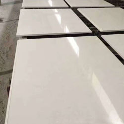 Gris/Jaune/Noir/argent/beige/travertin/grès calcaire/Onyx//granit/dalle/block/pour les revêtements de sol en marbre blanc/Wall Tile & Plan de travail