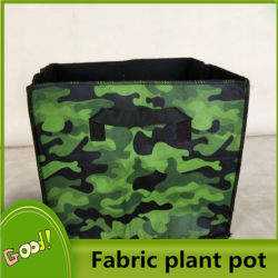 Sac de tissu d'impression en noir//Smart Hot Pot vendre Promotion articles en tissu 220gsm
