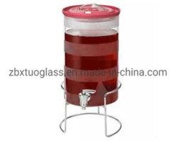 Hohes Borosilciate grosses Glasglas 1L/5L für Wein-Speicher