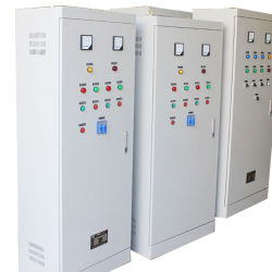 Schnerder 옥외 전기 온도와 습도 PLC 통제 내각