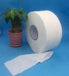 Rolo jumbo biodegradáveis papel higiénico de tecido de Banho