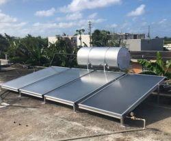 Sistema solare del riscaldatore di acqua calda del comitato solare della lamina piana del collettore del riscaldamento per il riscaldamento del banco