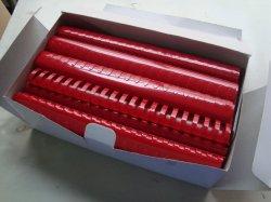 Bagues de l'impression reliure peigne en plastique 21 boucles bobine en spirale pour ordinateur portable de pièces de fichier