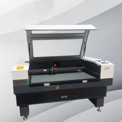 Dynamique des Prix de gros fabricants de chiffon Destkop machine de découpage à gravure laser CO2 de la faucheuse textiles