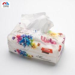 Soft Pack papier de soie pâte vierge Mouchoirs de papier