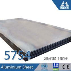 Hoge Helderheid 5456 H26 het Blad van Aluminium 5754 voor de Deur van de Auto