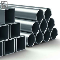 """Hot-Dipped cuadradas y redondas de acero galvanizado de 1/4"""" tubo de 2"""" 4"""" de tubos de acero de 6"""""""