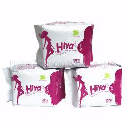 Qualitäts-Aluminiumfolie-Beutel, der Hiya gesundheitliche Serviette verpackt