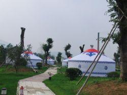 2020 tente de camping de la famille de vente chaude Big Dome yourte