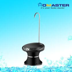 Erogatore dell'acqua con la batteria ricaricabile del USB e la pompa ad acqua manuale con il tavolo per una bottiglia di acqua da 3 e 5 galloni (H-RP16)