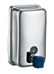 壁に取り付けられたステンレス鋼の石鹸ディスペンサー(SD-11080B)