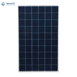 Las energías renovables Perc TUV ISO con certificado CE VDE Sistema de Energía Solar Panel de silicio de polipropileno de almacén de Europa