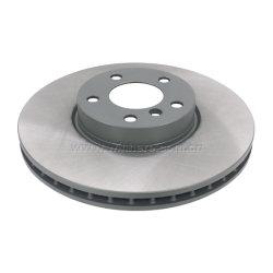 Substituição automática de peças de fricção do disco de travão dianteiro (Rotor) para OE#34116771985/34116793245/34116886478
