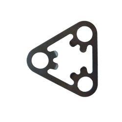 중국 스탬핑 공급업체 CNC 레이저 컷 금속 파트