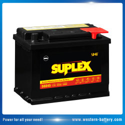 12V Maintenance-Free Automotive/batterie Auto Sealed-Lead SLA-acide de batterie de voiture automobile MF