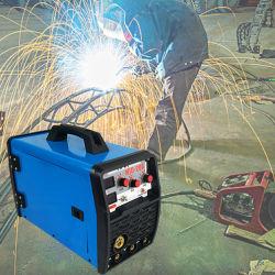 مصنع بروفيسايل MIG TIG لحام 220 فولت تيار مستمر IGBT سعر معدات اللحام بالقوس الإشعاعي بالقوس (ARC) الصغير ذات الفولت المزدوج