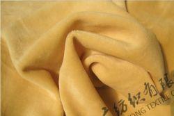 160-360g/m2 de bambú de 70%30%algodón tejido de terciopelo