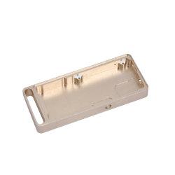Fresado de alta precisión de mecanizado CNC de aluminio para MP3 Reproductor de MP4 teléfono móvil de la vivienda