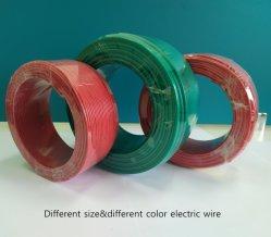 IEC 60502 в стандартный электрический провод медный проводник ПВХ изоляцией экологически электрические провода CE Сертификат RoHS