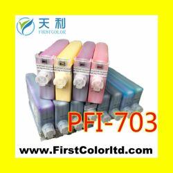 Ipf810 Ipf820 Pfi703 Pfi303를 위한 호환성 Wide Format Ink Cartridge