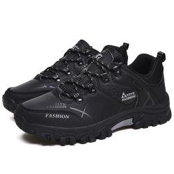 ذكريّ جبل يصعد يصمّغ أحذية [أنتي-سليب] سار حذاء رياضة خارجيّة كاحل رجال يرفع أحذية