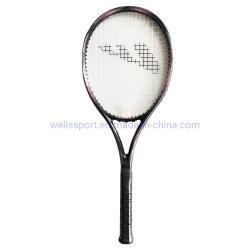 専門のカスタム高品質のグラファイトのテニスラケットカーボンファイバーのテニスラケット