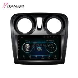 Autoradio Android da 9 pollici per il giocatore di multimedia stereo di Autoradio di percorso di GPS dell'automobile di Renault Sandero 2014-2017